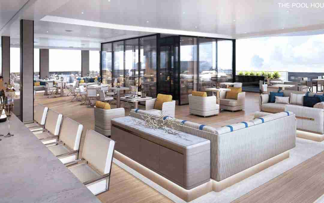 Ritz Carlton Yacht Collection, Not Your Mother's Cruise Ship