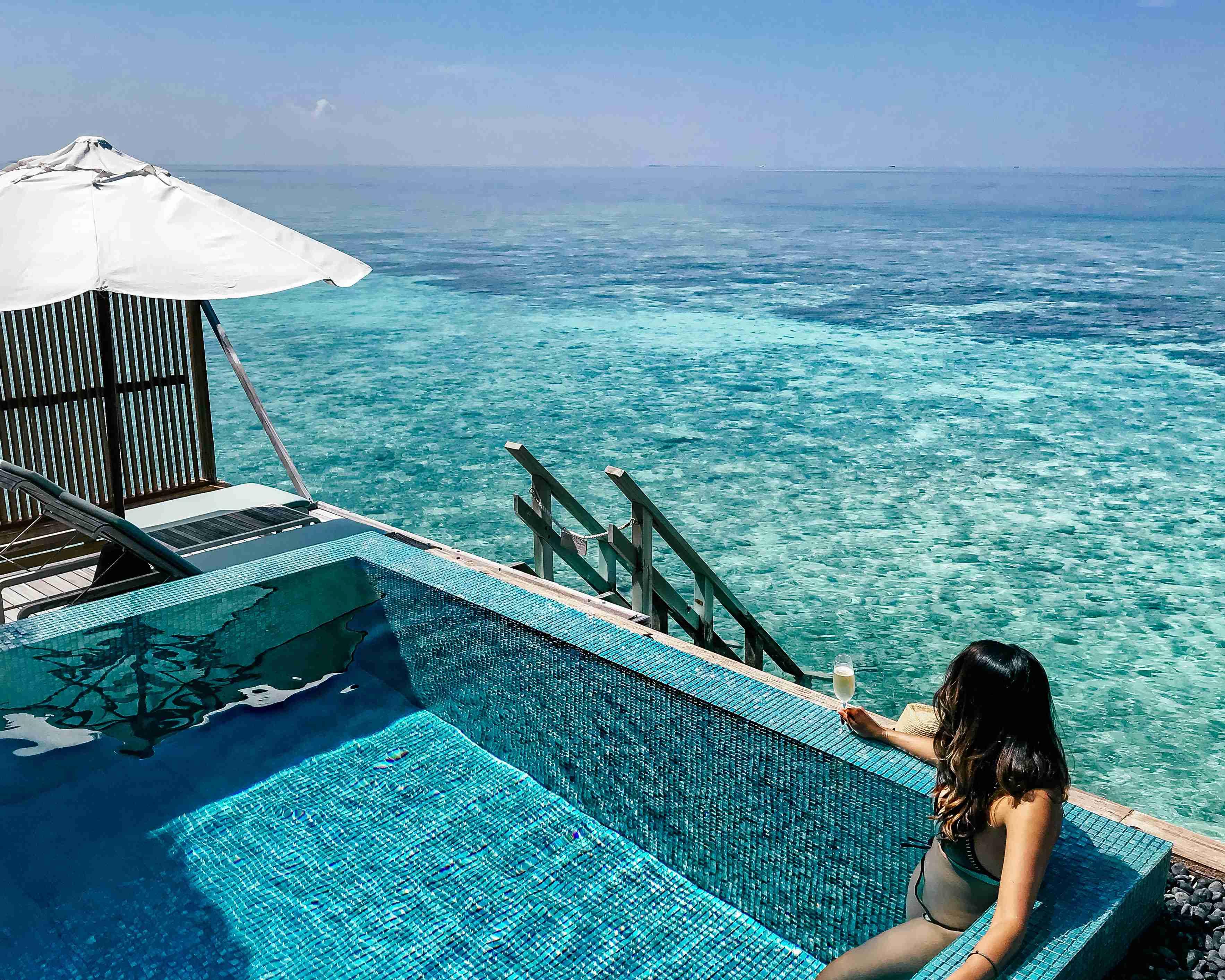 Maldives vacation huvafen fushi