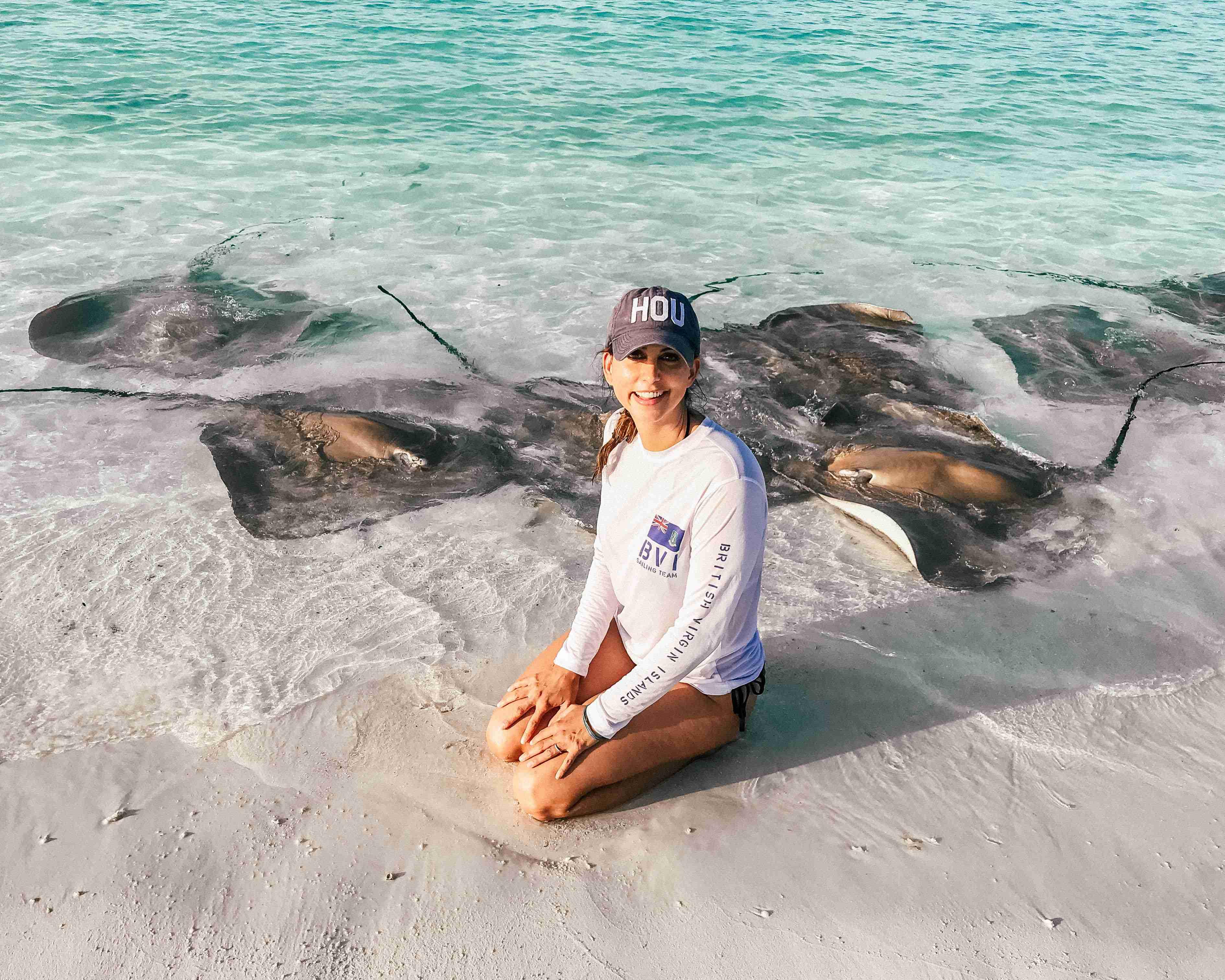 maldives vacation stingrays