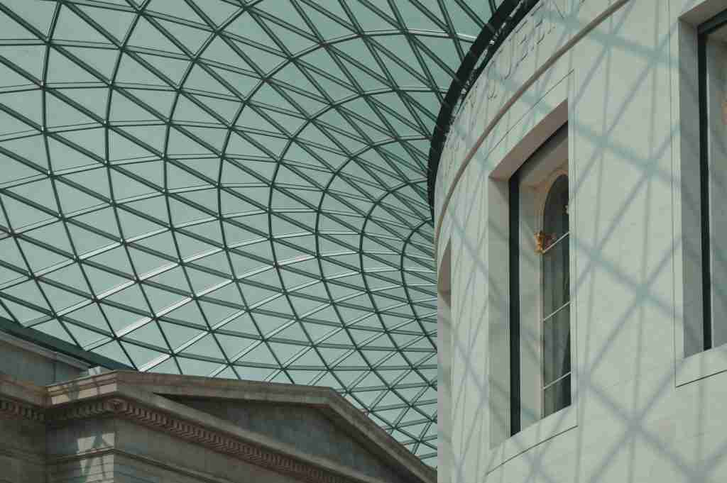 The British Museum Great Court