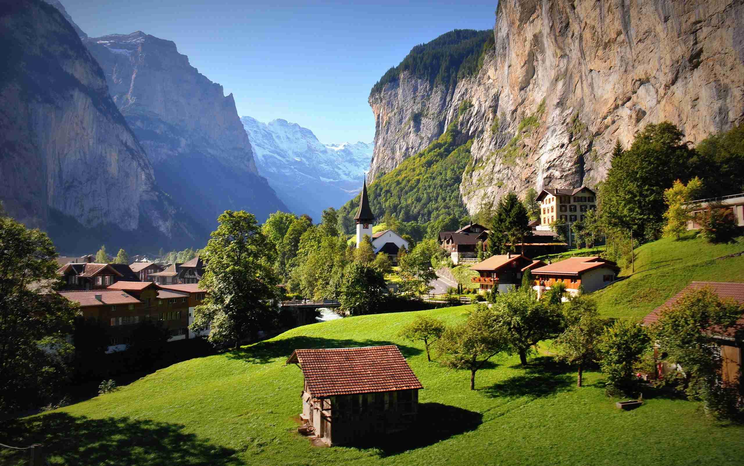 Switzerland in the post-coronavirus world