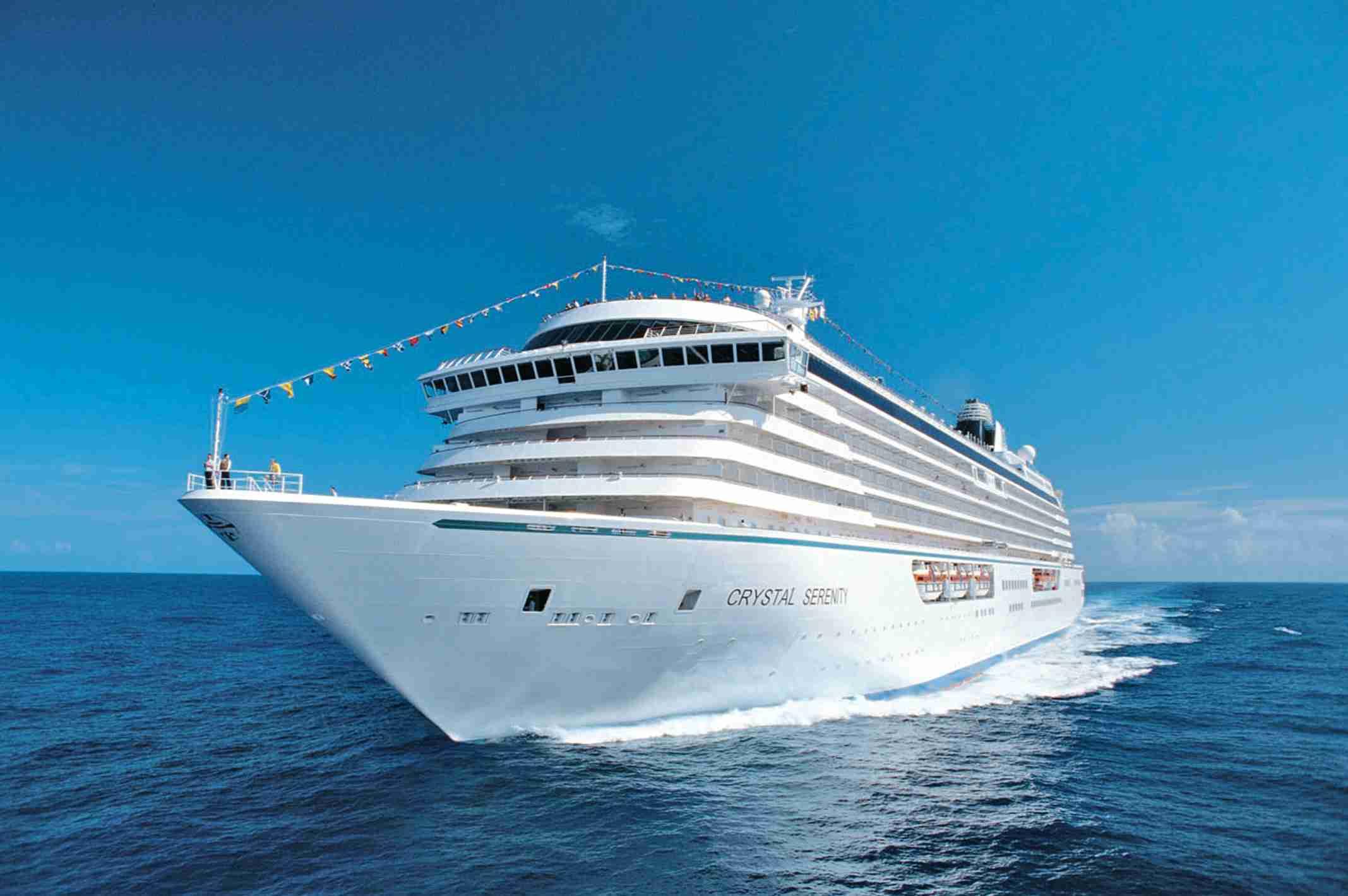 Crystal Cruises, Crystal Serenity