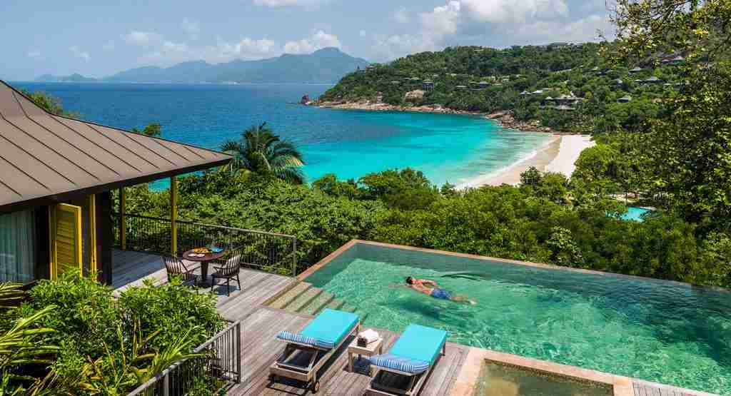 Four Seasons Preferred Partners Benefits in Seychelles