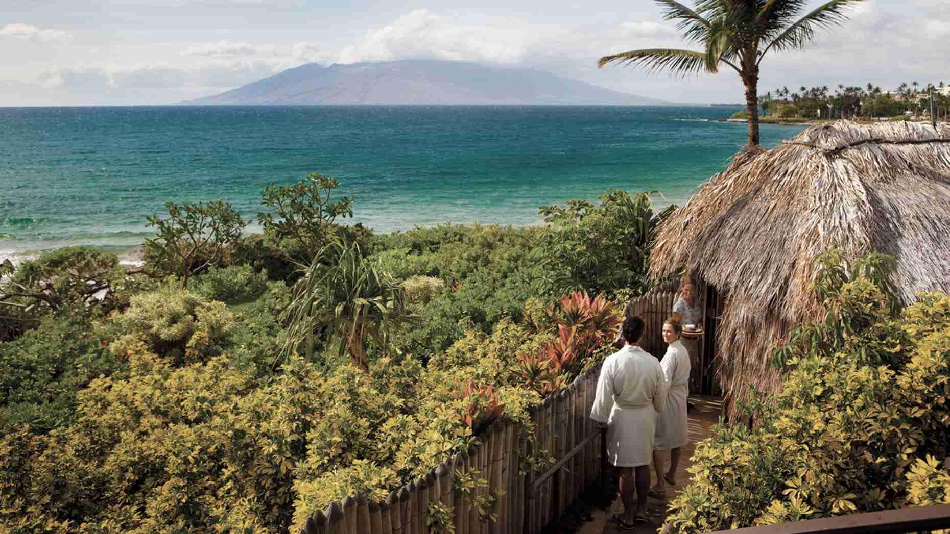 Four Seasons Spa Maui