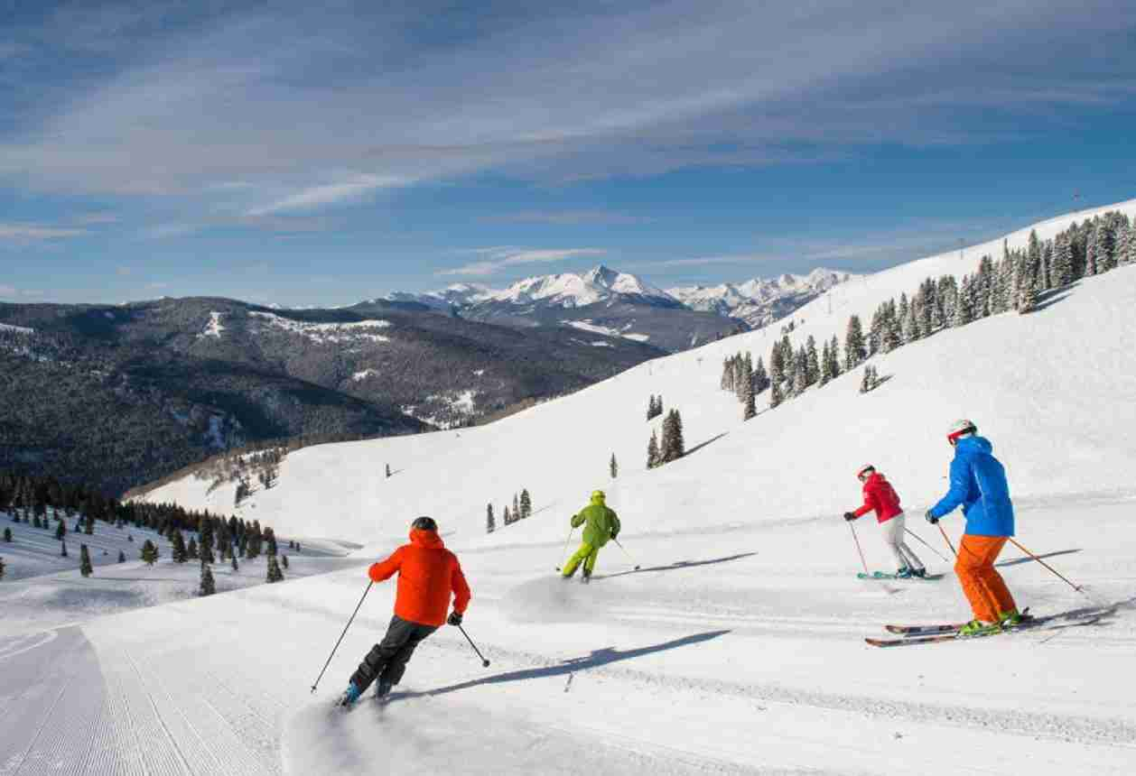 Four Seasons Vail Ski Concierge