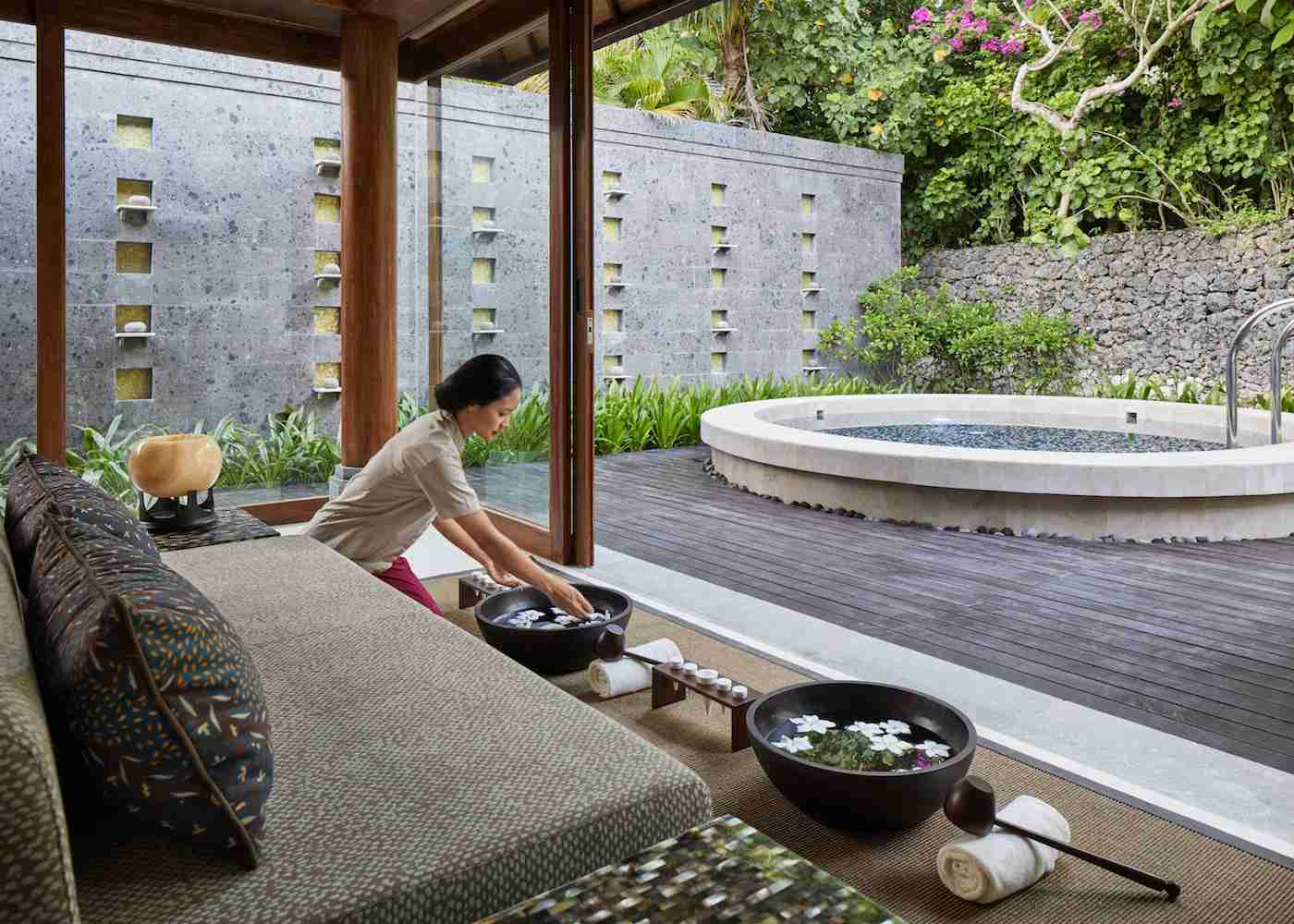 Hyatt Prive Benefits - Hyatt Regency Bali