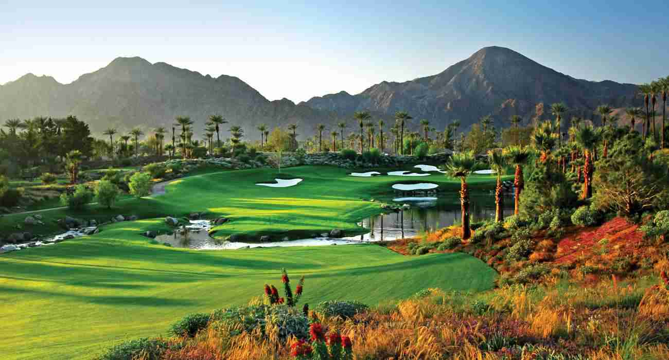 Golfing in Indian Wells, Greater Palm Springs
