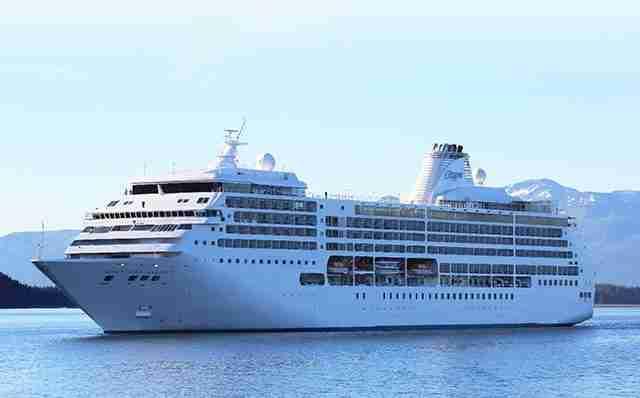 Regent Seven Seas Cruises, Regent Seven Seas Mariner