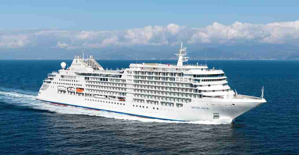 Silversea Cruises, Silver Muse